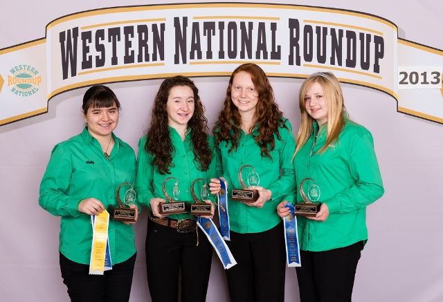 Image of 2014 Western 4-H National Roundup