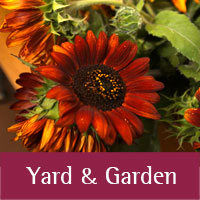 Yard and Garden Icon