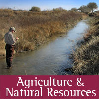 Agriculture and Natural Resources  programs at Eddy county