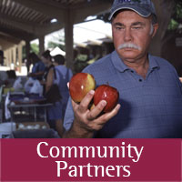 Community Partnership programs at Los Alamos county