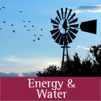 Enery and Water programs at New Mexico State University, Cooperative Extension Service