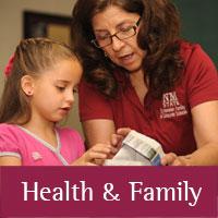 Health and Family Programs at Los Alamos county