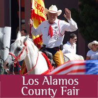 the Los Alamos County Fair
