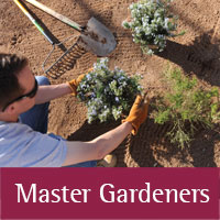 Master Gardener program at Los Alamos county